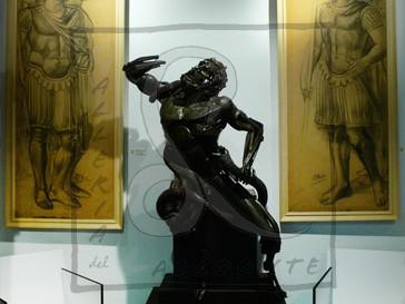 Allestimento della Mostra ARTE ITALIANA TRA LE DUE GUERRE - 1