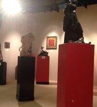 Libero Andreotti - Biennale Antiquariato di Roma - 2