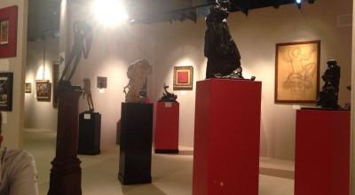 Allestimento Biennale Internazionale di Antiquariato di Roma 2014 - 4