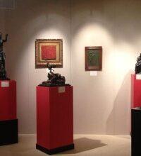 Libero Andreotti - Biennale Antiquariato di Roma - 3