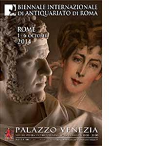 Locandina Biennale Roma 2014