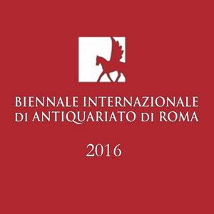 Biennale Internazionale di Antiquariato Roma 2016
