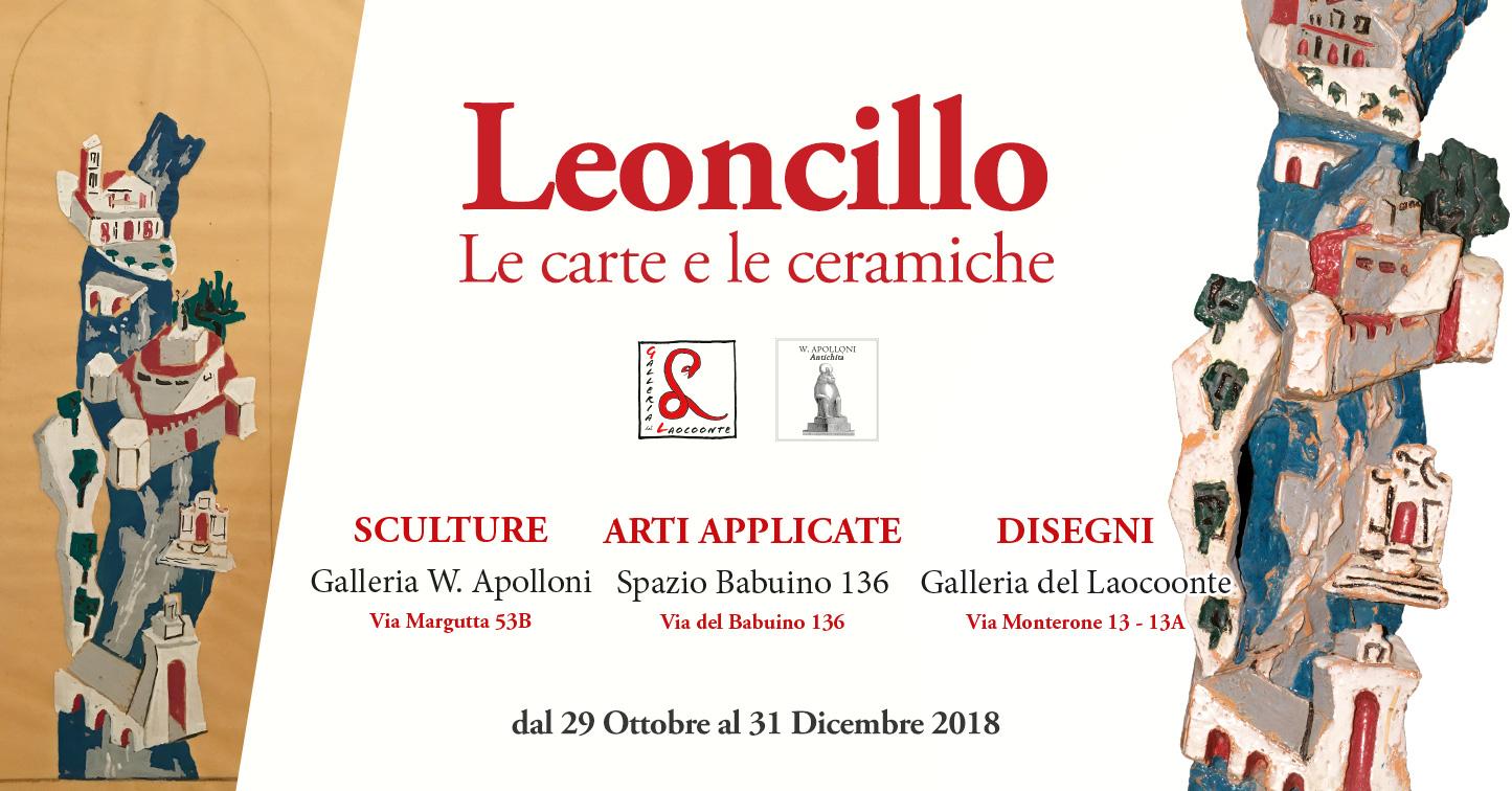 Leoncillo Leonardi in mostra a Roma