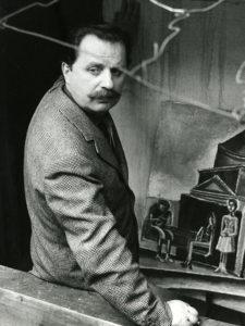 Franco Gentilini, artista italiano del novecento