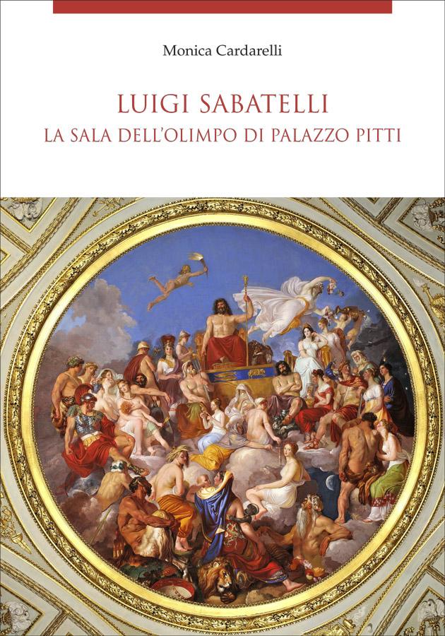 Luigi Sabatelli, La Sala Dell'Olimpo di Palazzo Pitti