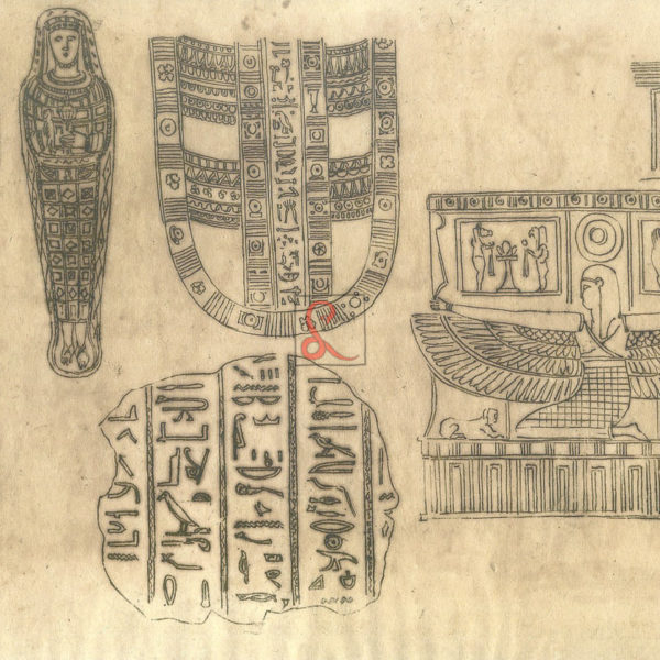 3 disegni Basoli