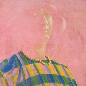 Adriana Bisi Fabbri, Autoritratto con collana