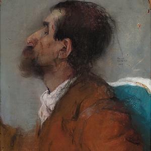 Felice Carena, artista pittore italiano del novecento