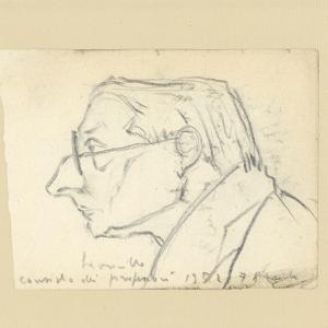 Leoncillo Leonardi, artista e scultore italiano del novecento