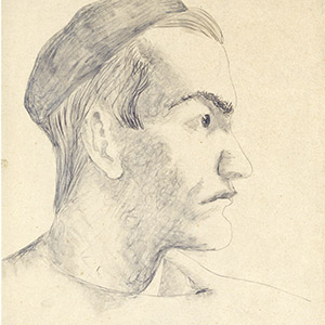 Corrado Cagli, artista pittore del novecento italiano
