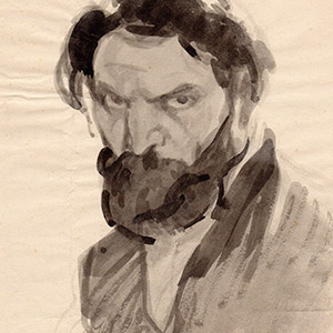 Enrico Sacchetti, artista italiano del novecento