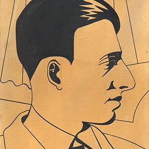 Fillia, Luigi Colombo, artista pittore italiano del novecento