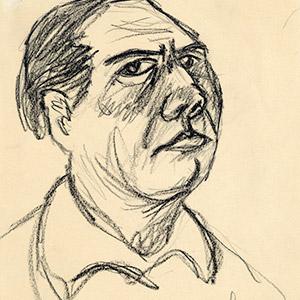 Ottone Rosai. pittore italiano